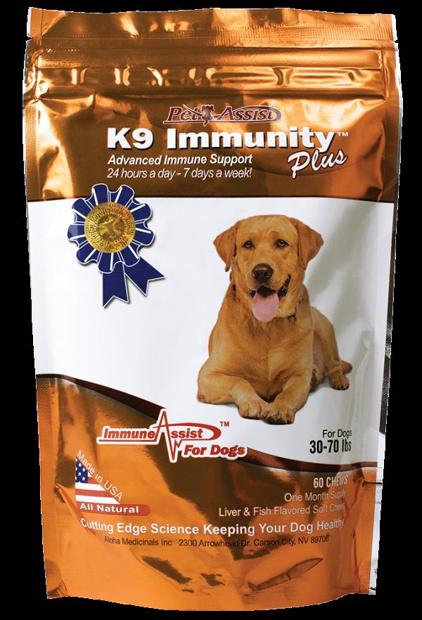 K9 Immunity Plus
